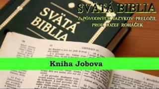 Kniha Jóbova - Biblia SK