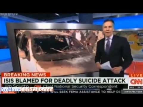 ISIS responsible for deadly suicide bombing in the Kurdish capital of Erbil