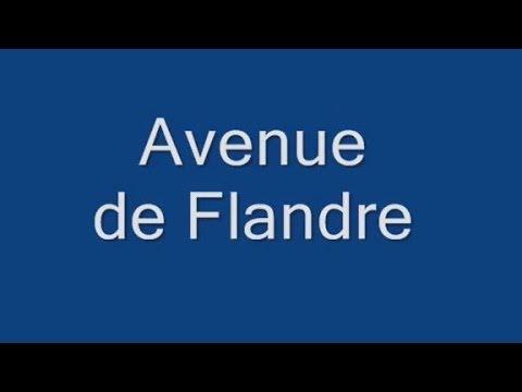 Avenue de Flandre Paris Arrondissement  19e