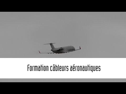 Formation cableurs aéronautiques - GRETA Auvergne