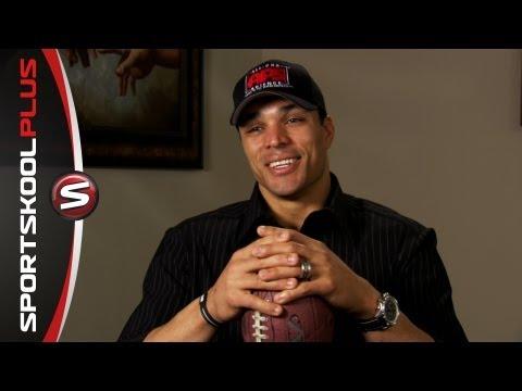 Sportskool Interviews NFL Player Tony Gonzalez