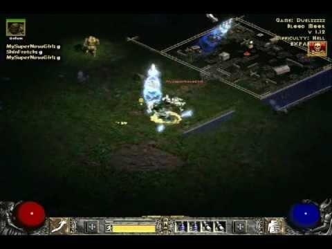 Diablo  Funniest Build