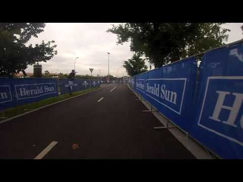 Herald Sun Tour Corprate prologue 2017