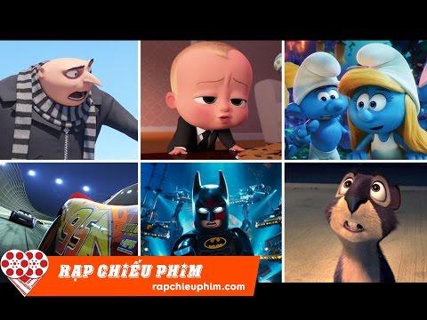 Review   Top 3 bộ phim hoạt hay hay nhất của Hollywood 2010 - 2017