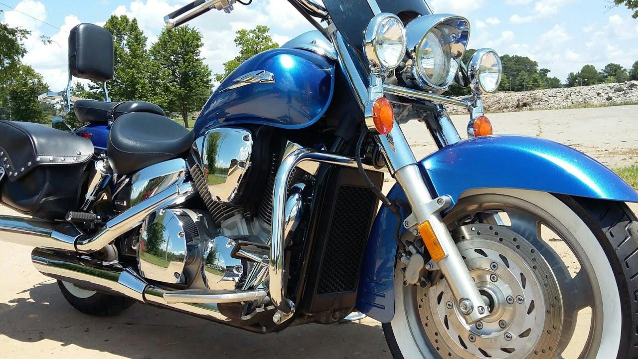 honda vtx1300r retro bike review  [ 1280 x 720 Pixel ]
