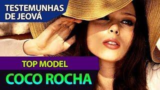 A modelo que se orgulha em ser Testemunha de Jeová - Coco Rocha Famosos