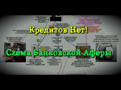 Кредитов Нет! - Схема Банковской Аферы