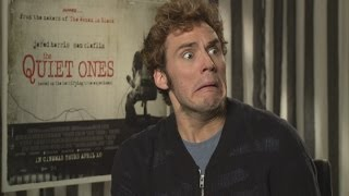 Sam Claflin Interview: Hunger Games hints plus funny faces!