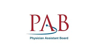 Physician Assistant Board Meeting - January 13, 2020