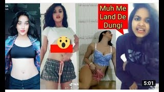 Muh Me Land De Dungi Non Veg Musically   Tik Tok comedy video  tik tok world