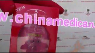 Aichen Beauty жгучий антицеллюлитный крем для тела с красным перцем