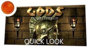 GODS Remastered - Quick Look - Xbox One