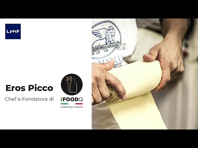 iFoodQ: l'eccelenza enogastronomica italiana - Eros Picco (iFood)