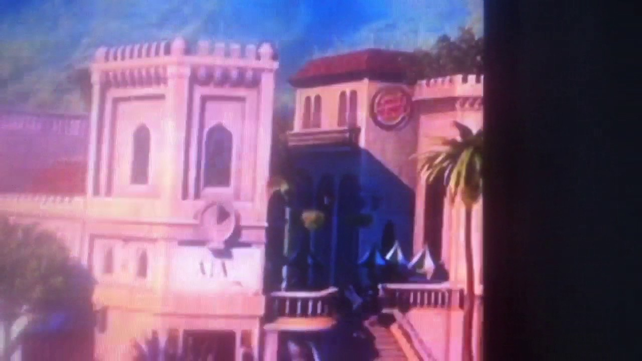 Burger King In Shrek 2 Youtube