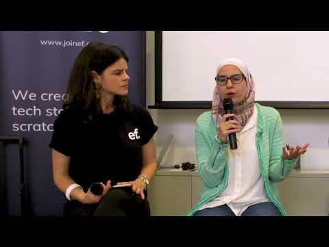 EF and Diversity VC - Panel 2: Entering the Startup World