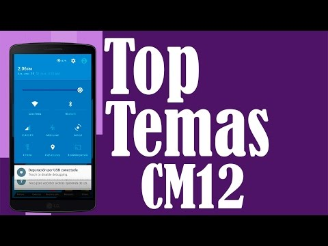 Top de temas Cm12 N°3 | Themes for Cm12 | Tecnocat