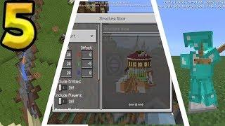 5 BÍ MẬT THÚ VỊ KHÔNG PHẢI AI CŨNG BIẾT TRONG MCPE 1.2 | Minecraft PE 1.2