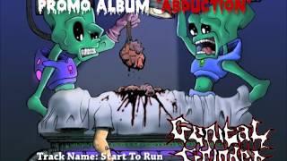 Genital Grinder - Promo #1 Start To Run