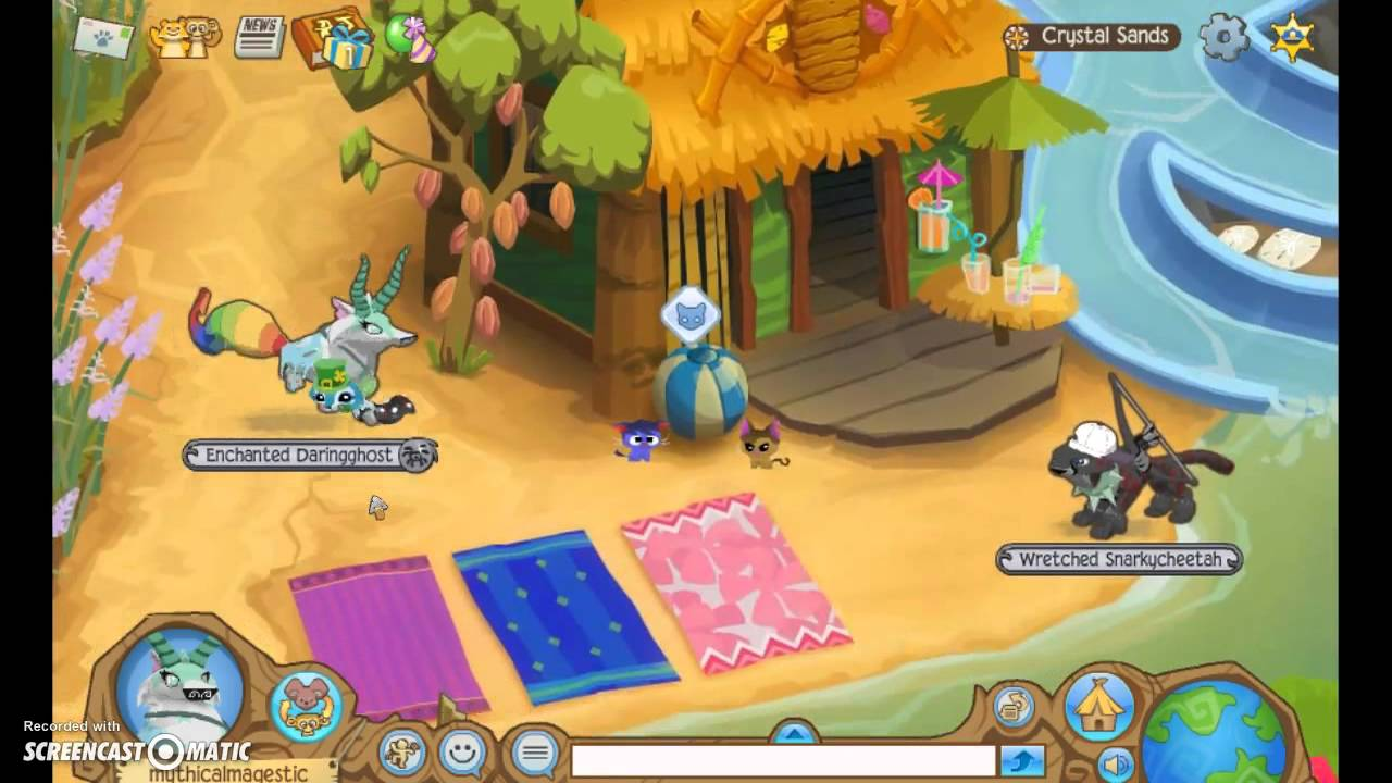 Image of: Jamaa Crystal Sands Journey Book Guide Animal Jam Youtube Crystal Sands Journey Book Guide Animal Jam Youtube