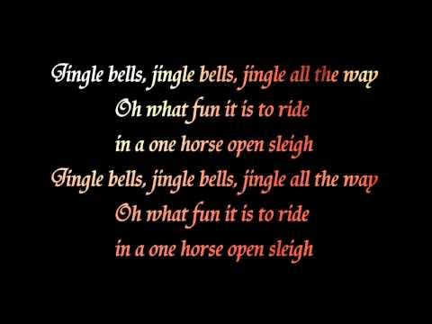 jingle bells C major instrumental music - Christmas songs for children