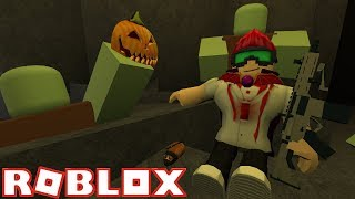 The Zombies Are After YOU This Halloween! | Resurrection | ROBLOX