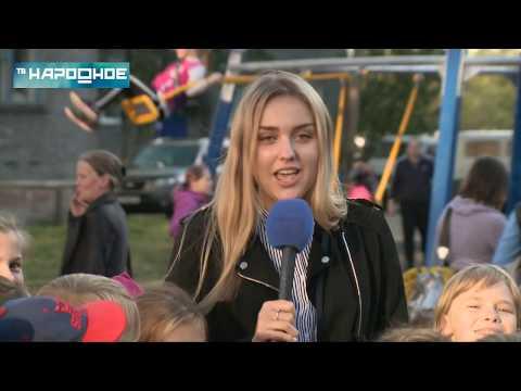 Новые площадки в Кировске и Апатитах открыли городскими праздниками