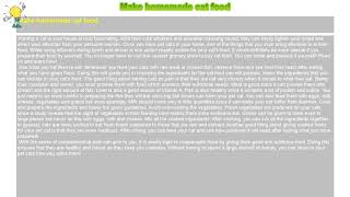 How to : Make homemade cat food