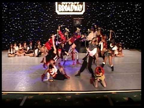 J & L Dance Center-I Need A Hero-Access Broadway 2010