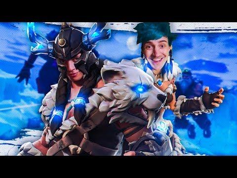 CLUTCHING FOR NINJA! COOKIES AND CREAM RETURNS (Fortnite Battle Royale Season 7)