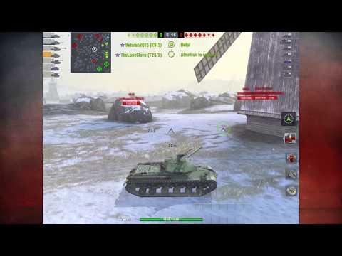 World of Tanks Blitz - Basic tanking techniques