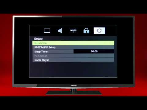 Toshiba How-To: Perform a System Reset on your TV