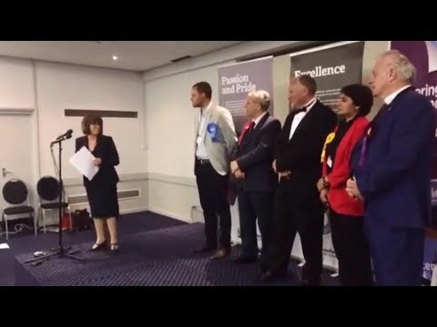Mansfield has its 'La La Land moment' as wrong election winner read out