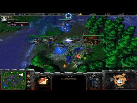 [HD.WC3#399] 120 vs Unidentified - RvH - Warcraft 3 Replay [FR]