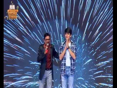 Tapu (Bhavya Gandhi) #Krishna School Colours Annual Day 2016