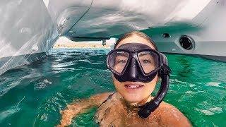 Staying Salty, Sailing the Mediterranean (Sailing La Vagabonde) Ep. 110