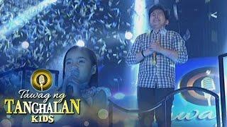Tawag ng Tanghalan Kids: John Carlo Tan defends his title!