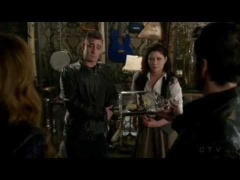 Belle & Will Scene 4x16 Once Upon A Time