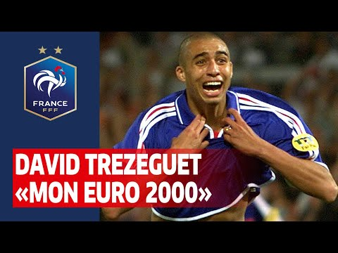 "David Trezeguet : ""Mon Euro 2000"", Equipe de France I FFF 2020"