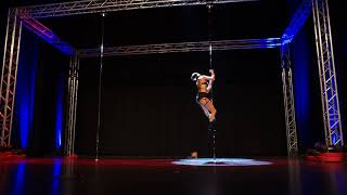 Miss Pompadour - Pole Art Portugal IPAF / MANZ 2018