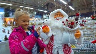Подарки к Новому Году и Рождеству Едем с Ярославой за покупками