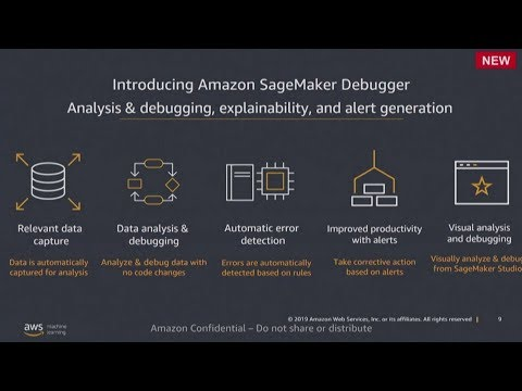 Amazon AI Conclave 2019 - Amazon SageMaker: Building and Managing Ml Pipelines at Scale