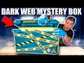 UNBOXING A Dark Web Mystery Box!! Sent By Mystery Person (Challenge)