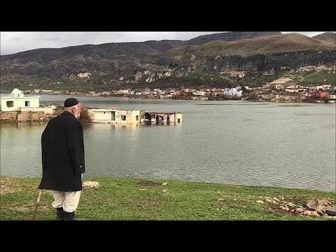 Hasankeyf sular altında: Peki yerel halk şimdi ne yapacak?