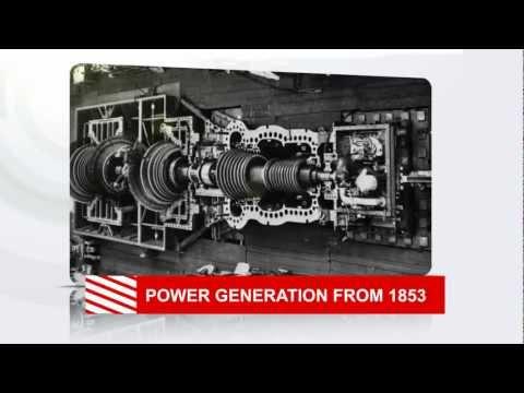 Ansaldo Energia - Gas Turbines