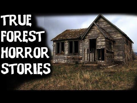 Scary TRUE Terrifying Park Ranger & Middle Of Nowhere Horror Stories