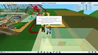 V.G.P. with more ideas for roblox theme park tycoon 2!