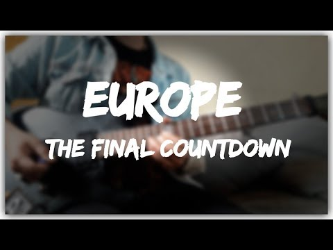 EUROPE - The Final Countdown (first moroccan cover on YouTube)