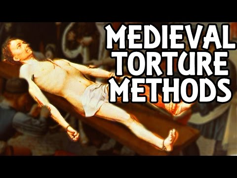 Five Medieval Torture Methods from YouTube · Duration:  11 minutes 14 seconds