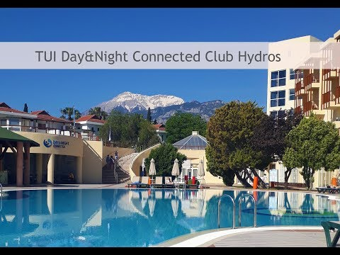Обзор отеля Connected Club Hydros, лето 2019