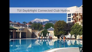 Обзор отеля Connected Club Hydros, лето 2019